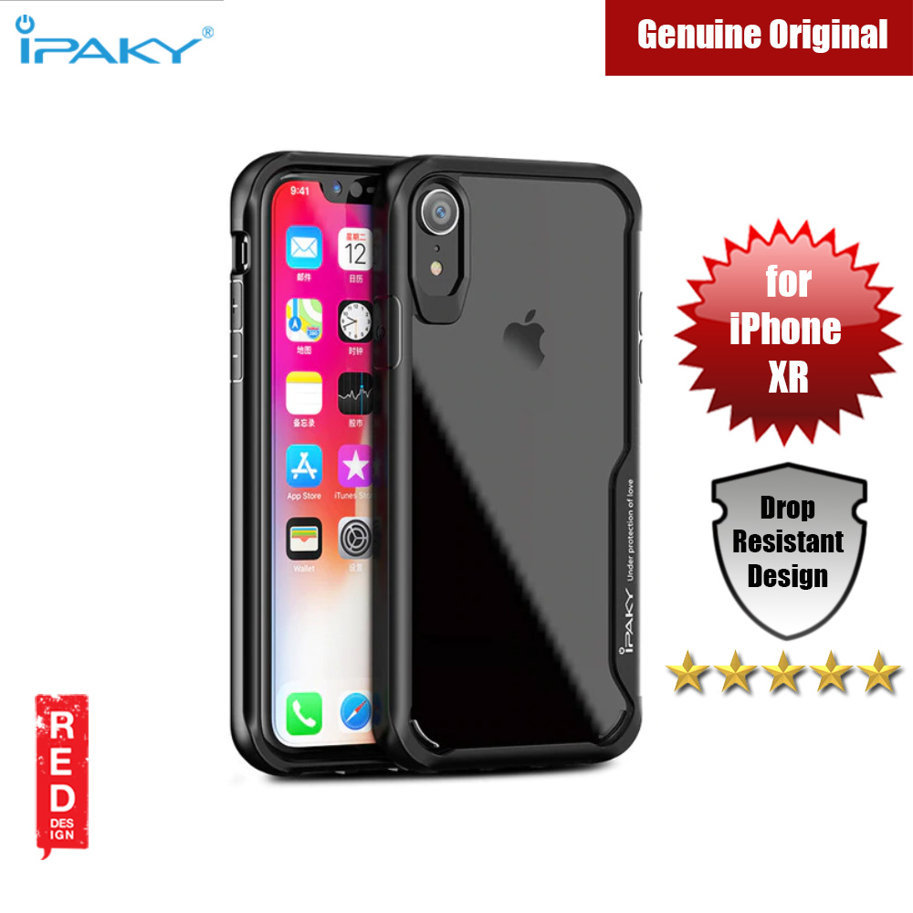Picture of iPaky Anti knock Shockproof Protective Silicone Camera Lens Protection Cover For Apple iPhone XR (Black) Apple iPhone XR- Apple iPhone XR Cases, Apple iPhone XR Covers, iPad Cases and a wide selection of Apple iPhone XR Accessories in Malaysia, Sabah, Sarawak and Singapore