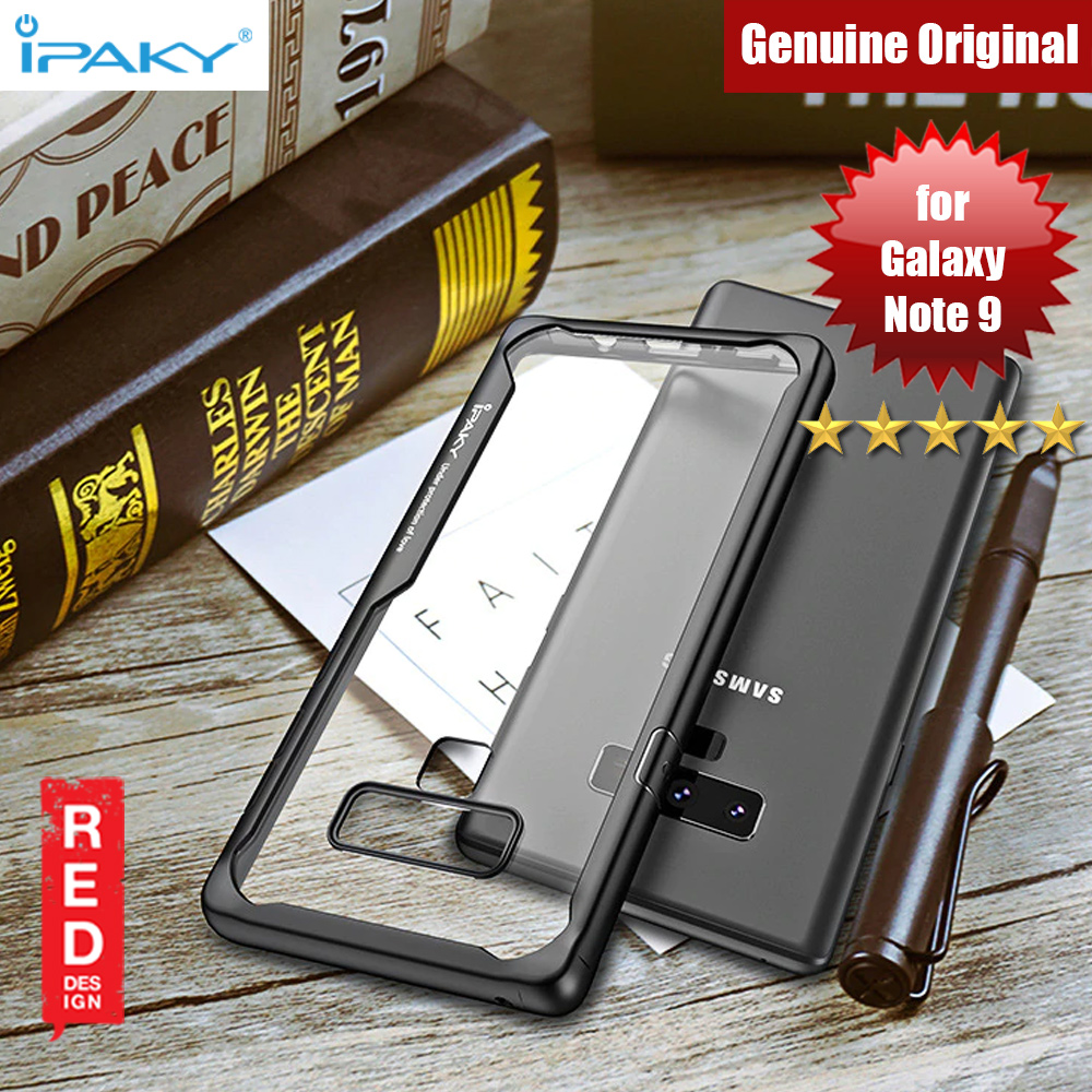 Picture of iPaky Survival Anti knock Shockproof Protective Silicone Cover For Samsung Galaxy Note 9 (Black) Samsung Galaxy Note 9- Samsung Galaxy Note 9 Cases, Samsung Galaxy Note 9 Covers, iPad Cases and a wide selection of Samsung Galaxy Note 9 Accessories in Malaysia, Sabah, Sarawak and Singapore