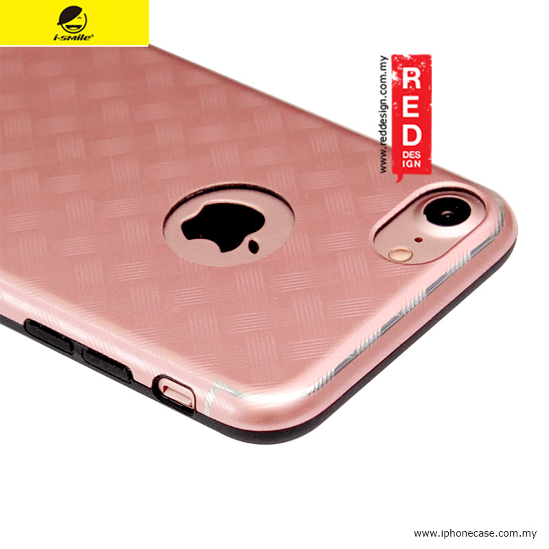 Picture of iSmile Premier Series Soft TPU Back Cover Case for Apple iPhone 7 iPhone 8 4.7 - Rose Gold Apple iPhone 8- Apple iPhone 8 Cases, Apple iPhone 8 Covers, iPad Cases and a wide selection of Apple iPhone 8 Accessories in Malaysia, Sabah, Sarawak and Singapore