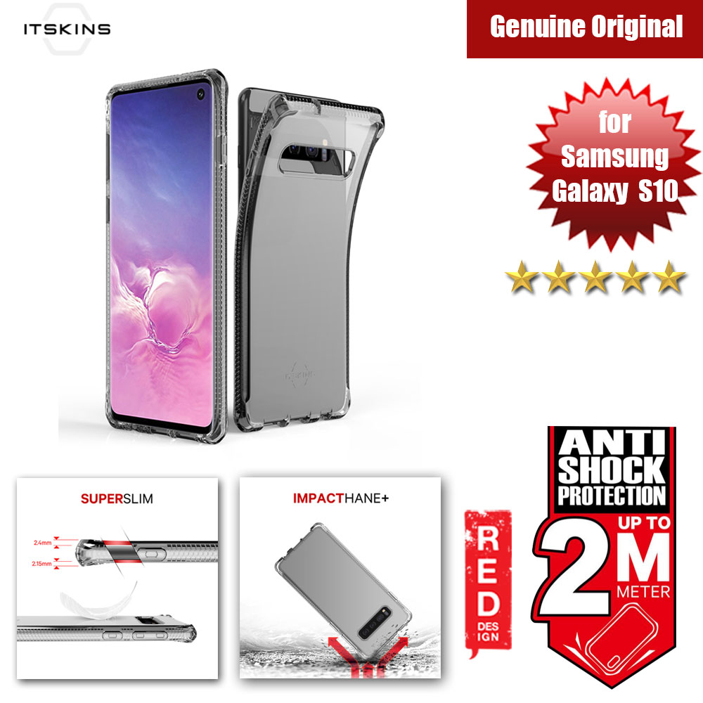 Picture of ITSKINS Spectrum Protection Case for Samsung Galaxy S10 (Black) Samsung Galaxy S10- Samsung Galaxy S10 Cases, Samsung Galaxy S10 Covers, iPad Cases and a wide selection of Samsung Galaxy S10 Accessories in Malaysia, Sabah, Sarawak and Singapore