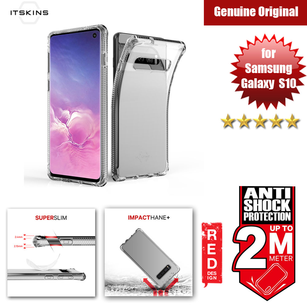 Picture of ITSKINS Spectrum Protection Case for Samsung Galaxy S10 (Clear) Samsung Galaxy S10- Samsung Galaxy S10 Cases, Samsung Galaxy S10 Covers, iPad Cases and a wide selection of Samsung Galaxy S10 Accessories in Malaysia, Sabah, Sarawak and Singapore