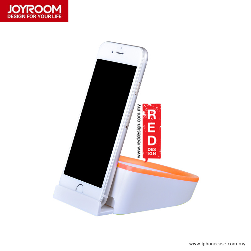 Picture of Joyroom Storage Smart Phone Holder - Orange Red Design- Red Design Cases, Red Design Covers, iPad Cases and a wide selection of Red Design Accessories in Malaysia, Sabah, Sarawak and Singapore