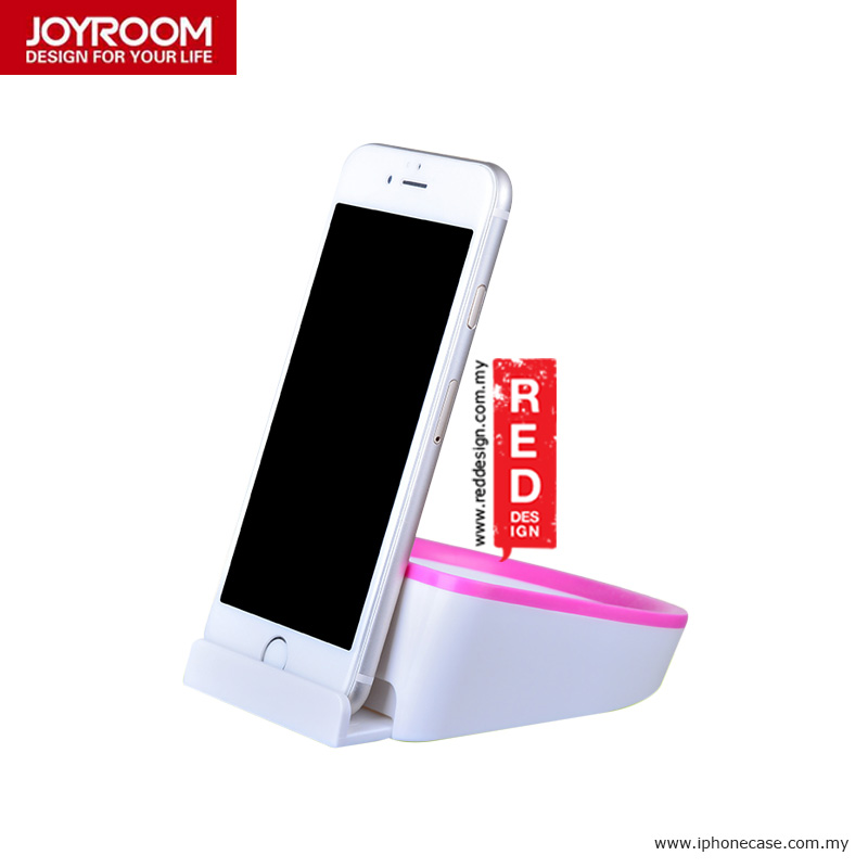 Picture of Joyroom Storage Smart Phone Holder - Pink Red Design- Red Design Cases, Red Design Covers, iPad Cases and a wide selection of Red Design Accessories in Malaysia, Sabah, Sarawak and Singapore
