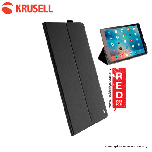 Picture of Apple iPad Air 2 Case | Krusell Ekero Stand Case for Apple iPad Pro 9.7 iPad Air 2 - Black