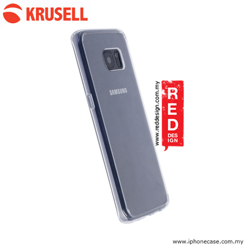 Picture of Krusell Kivik Soft Case for Samsung S7 Edge - Clear Samsung Galaxy S7 Edge- Samsung Galaxy S7 Edge Cases, Samsung Galaxy S7 Edge Covers, iPad Cases and a wide selection of Samsung Galaxy S7 Edge Accessories in Malaysia, Sabah, Sarawak and Singapore