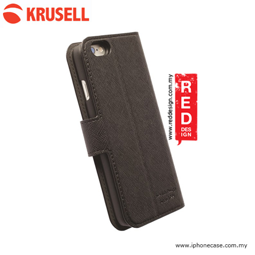 Picture of Krusell Malmo FlipWallet 2in1 Case for iPhone 6 iPhone 6S 4.7 - Black Malaysia Singapore: Apple iPhone 6 4.7- Apple iPhone 6 4.7 Cases, Apple iPhone 6 4.7 Covers, iPad Cases and a wide selection of Apple iPhone 6 4.7 Accessories in Malaysia, Sabah, Sarawak and Singapore