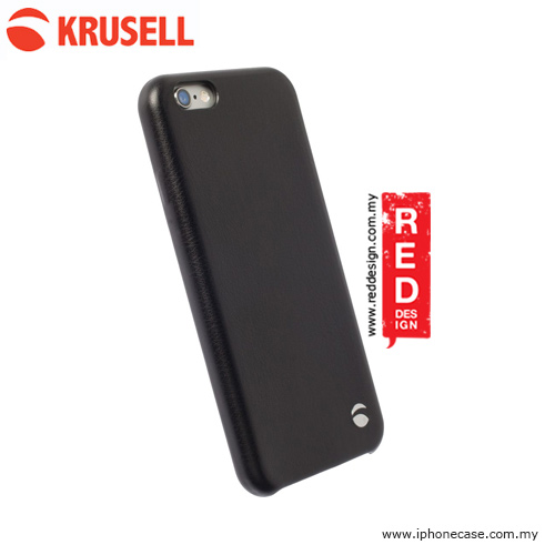 Picture of Krusell Timra Cover Leather Back Cover Case for iPhone 6 iPhone 6S - Black Apple iPhone 6 4.7- Apple iPhone 6 4.7 Cases, Apple iPhone 6 4.7 Covers, iPad Cases and a wide selection of Apple iPhone 6 4.7 Accessories in Malaysia, Sabah, Sarawak and Singapore