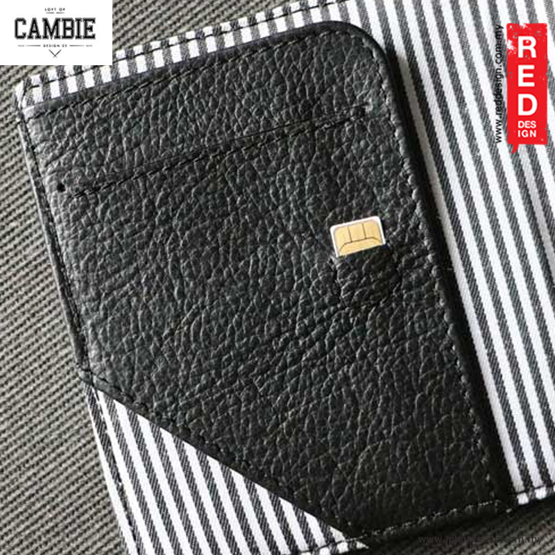 Picture of Loft of Cambie FLIP WOLYT Wallet Sleeve with RFID Protection - Heather Black