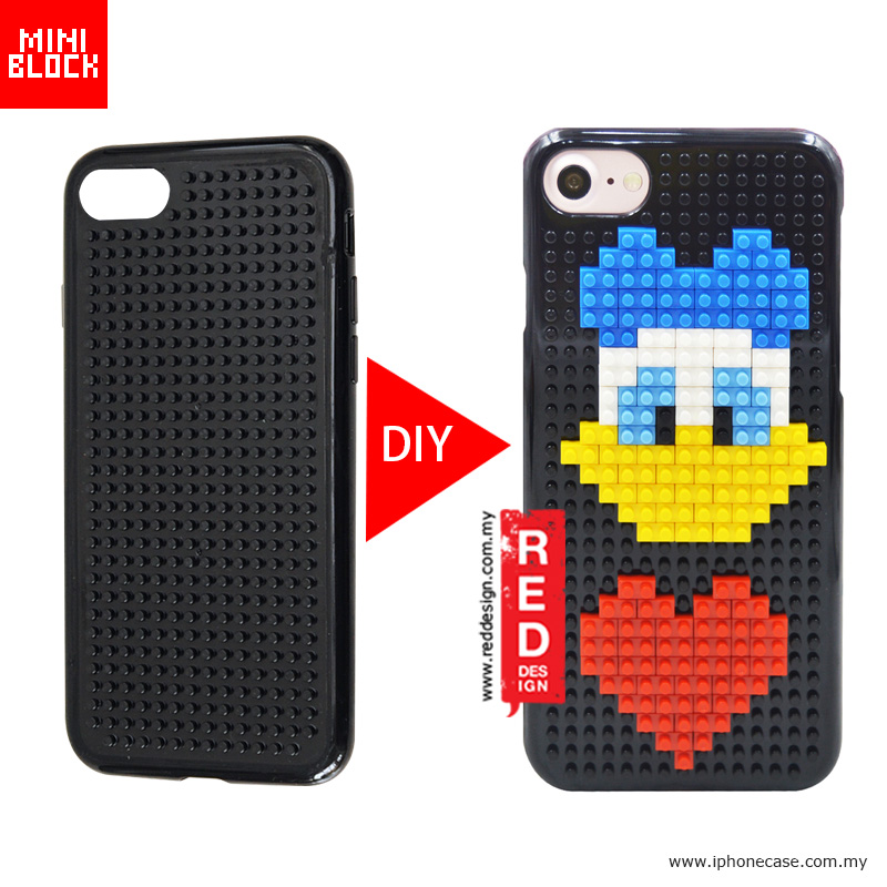 Picture of MiniBlock DIY Soft TPU Case for iPhone 7 iPhone 8 4.7 - Donald Duck Apple iPhone 8- Apple iPhone 8 Cases, Apple iPhone 8 Covers, iPad Cases and a wide selection of Apple iPhone 8 Accessories in Malaysia, Sabah, Sarawak and Singapore