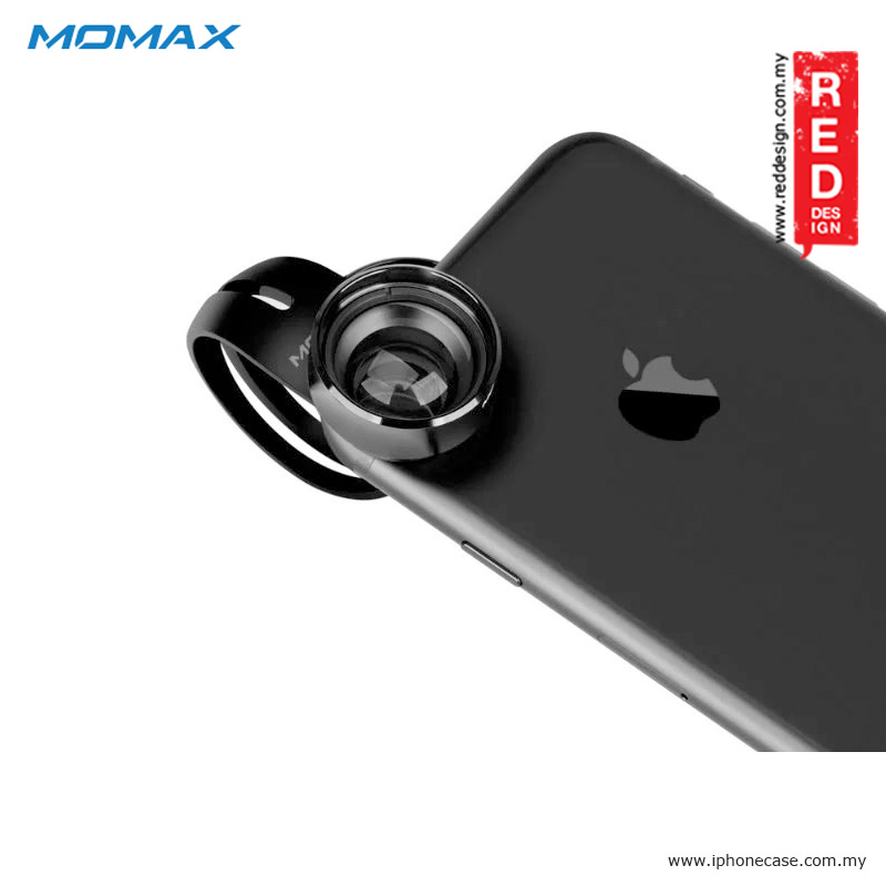 Picture of Momax X-Lens Universal Clip 5 in 1 Superior Lens Wide Angle Macro CPL Filter Fish Eye TELE Smartphone Lens