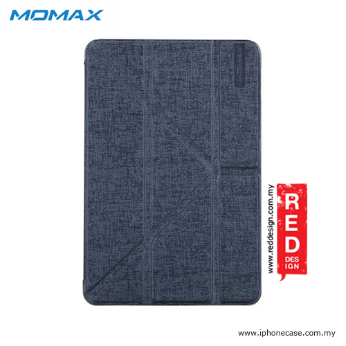 Picture of Apple iPad Pro 9.7 Case | Momax Flip Cover Multi Foldable Standable Cover Case for iPad Pro 9.7 - Grey Silver