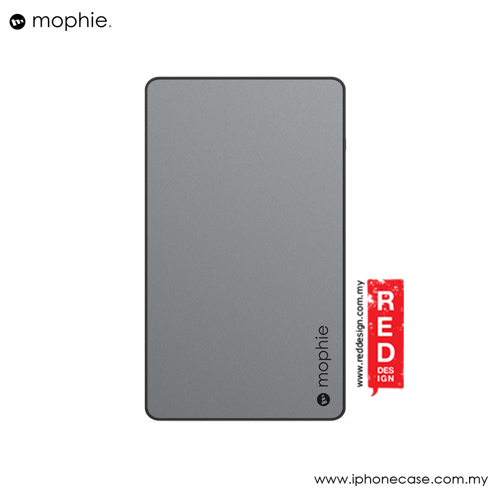 Picture of Mophie Powerstation Power Bank for Smartphones Tablets and USB Devices (6000mAh Grey)