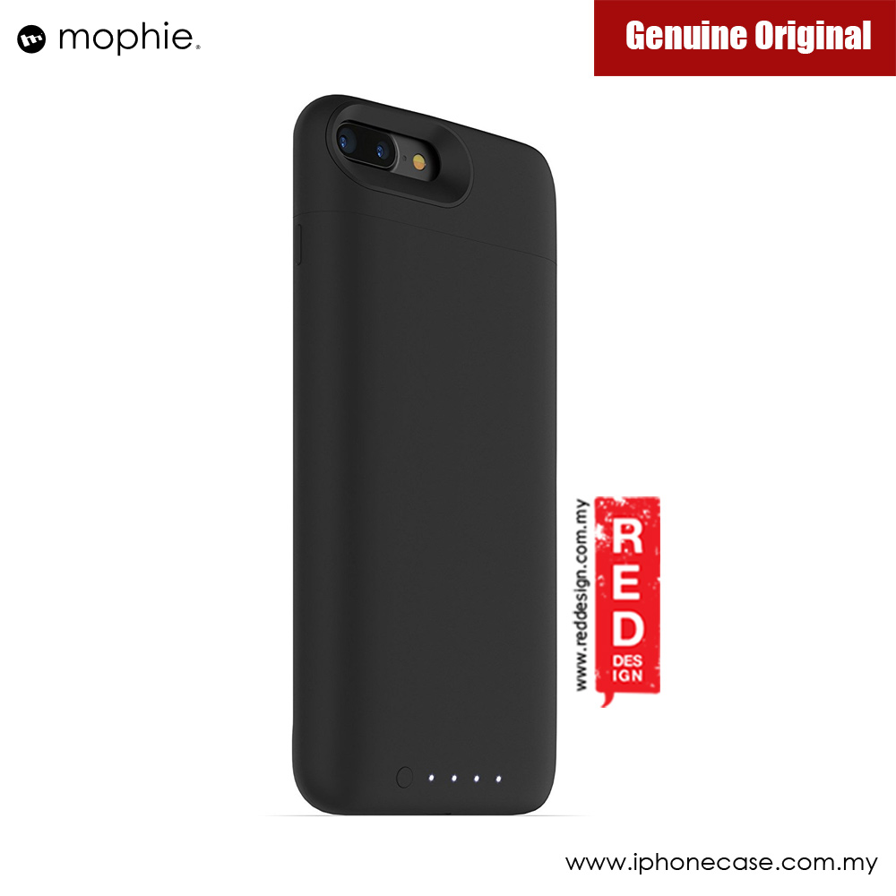Picture of Apple iPhone 7 Plus 5.5 Case | Mophie Juice Pack Wireless Apple iPhone 7 Plus Battery Case 2,420mAh (Black)
