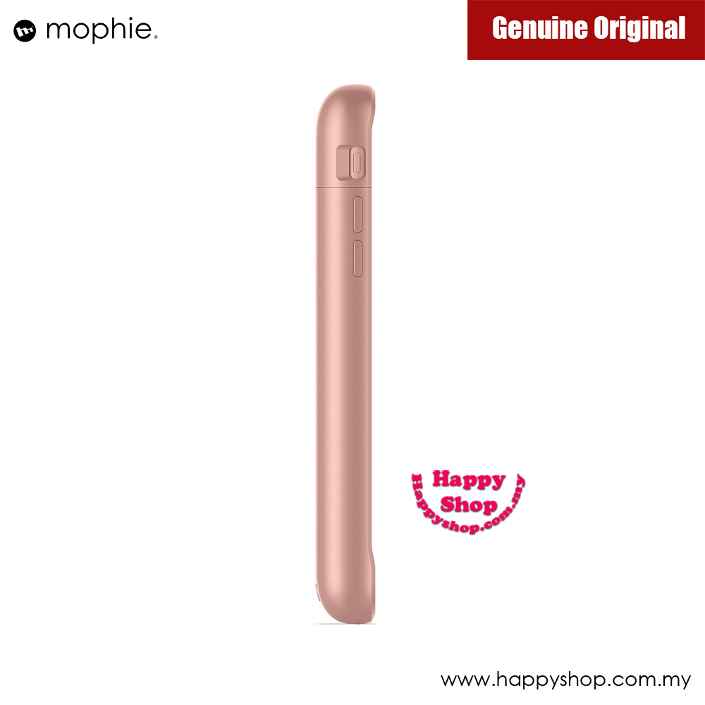 Picture of Apple iPhone 7 4.7 Case | Mophie Juice Pack Wireless Apple iPhone 7 4.7 Battery Case 2,525mAh (Rose Gold)