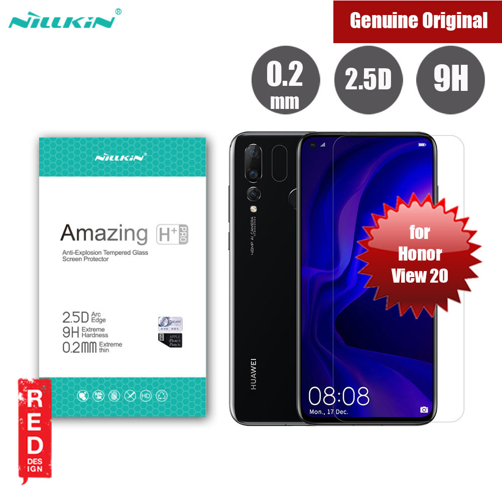 Picture of Nillkin Amazing H Plus Pro Tempered Glass for Honor View 20 (0.2mm  H Plus Pro) Huawei Honor View 20- Huawei Honor View 20 Cases, Huawei Honor View 20 Covers, iPad Cases and a wide selection of Huawei Honor View 20 Accessories in Malaysia, Sabah, Sarawak and Singapore