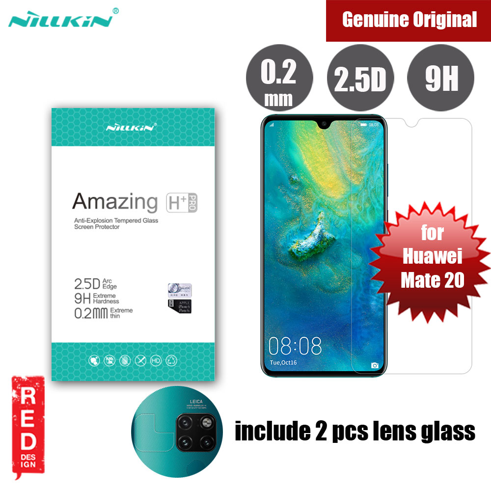 Picture of Nillkin Amazing H Plus Pro Tempered Glass for Huawei Mate 20 (0.2mm  H Plus Pro) Huawei Mate 20- Huawei Mate 20 Cases, Huawei Mate 20 Covers, iPad Cases and a wide selection of Huawei Mate 20 Accessories in Malaysia, Sabah, Sarawak and Singapore