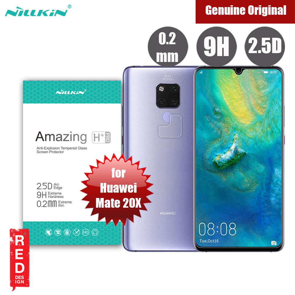 Picture of Nillkin Amazing H Plus Pro Tempered Glass for Huawei Mate 20 X Mate 20X (0.2mm  H Plus Pro) Huawei Mate 20X- Huawei Mate 20X Cases, Huawei Mate 20X Covers, iPad Cases and a wide selection of Huawei Mate 20X Accessories in Malaysia, Sabah, Sarawak and Singapore