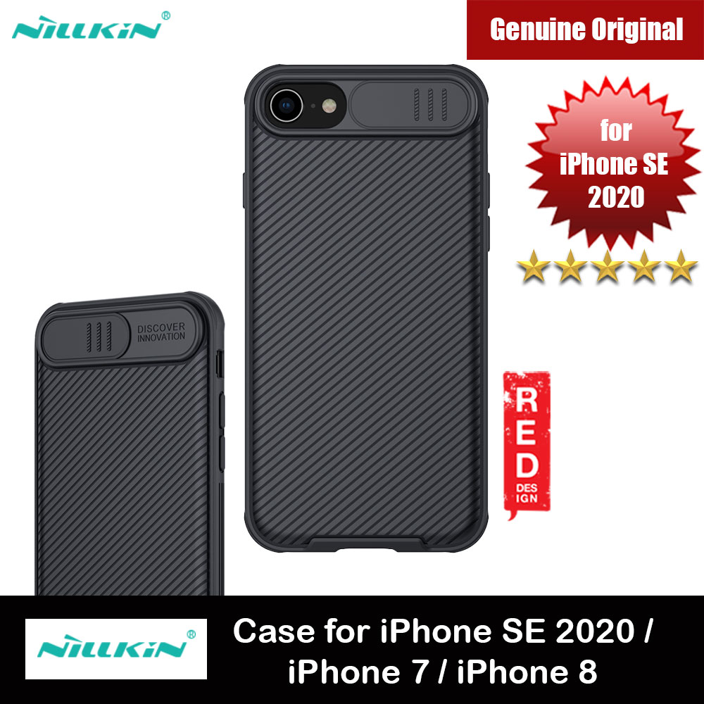 Picture of Nillkin Camshield Pro Protection Case Camera Protection Case Anti fingerprint Non Slip Case for iPhone SE 2020 iPhone 7 iPhone 8 Apple iPhone SE 2020- Apple iPhone SE 2020 Cases, Apple iPhone SE 2020 Covers, iPad Cases and a wide selection of Apple iPhone SE 2020 Accessories in Malaysia, Sabah, Sarawak and Singapore