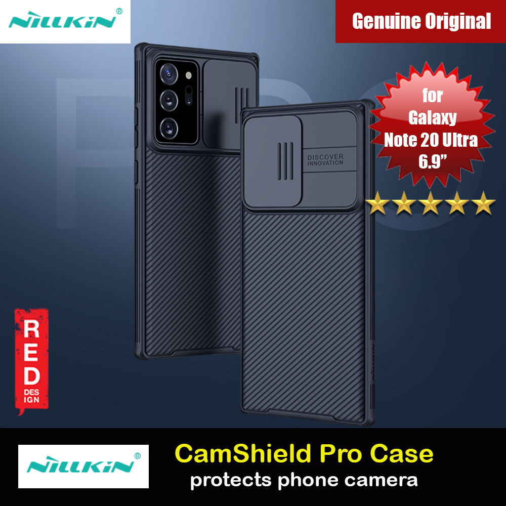 Picture of Nillkin Camshield Pro Protection Case Camera Protection Case Anti fingerprint Non Slip Case for Samsung Galaxy Note 20 Ultra 6.9 Samsung Galaxy Note 20 Ultra- Samsung Galaxy Note 20 Ultra Cases, Samsung Galaxy Note 20 Ultra Covers, iPad Cases and a wide selection of Samsung Galaxy Note 20 Ultra Accessories in Malaysia, Sabah, Sarawak and Singapore