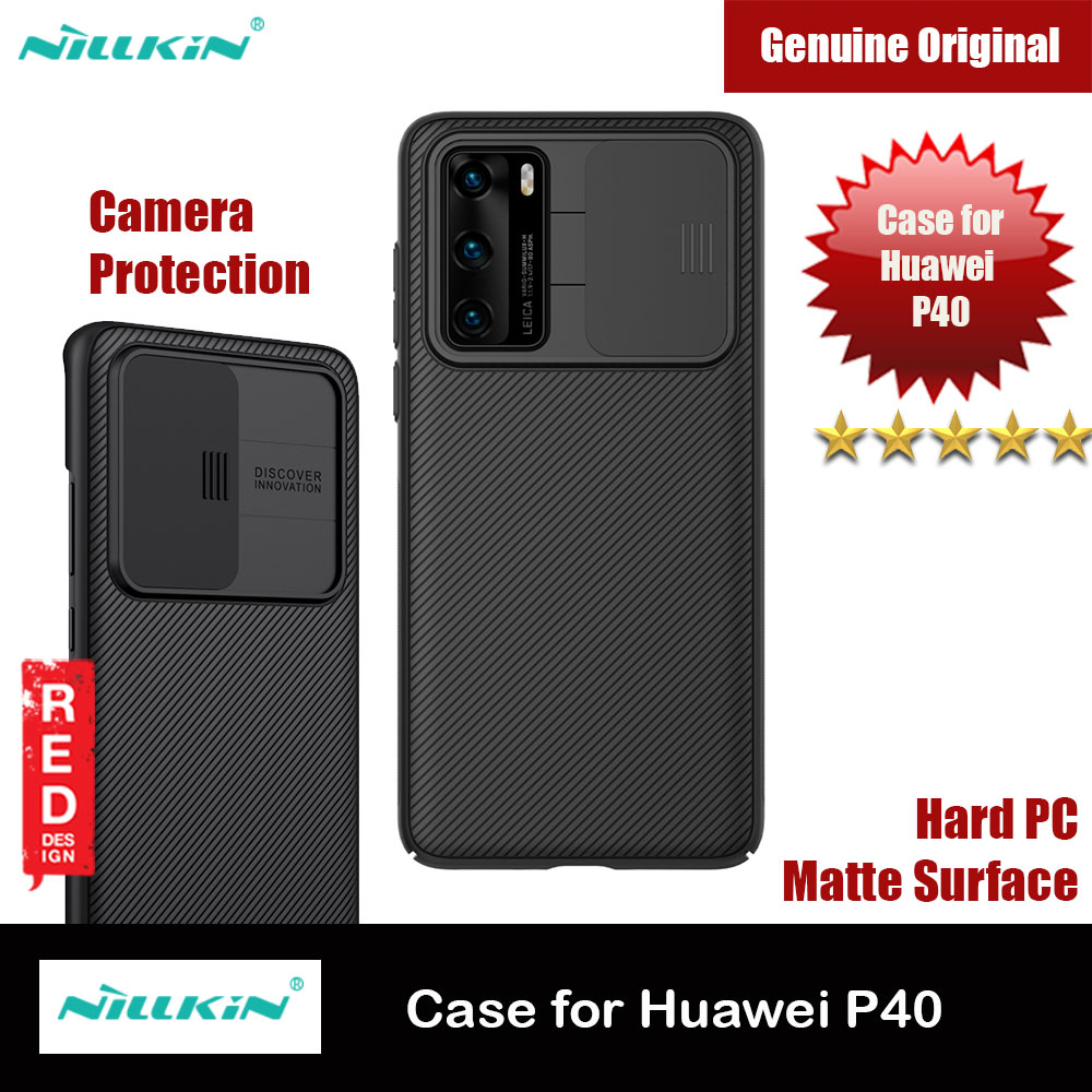 Picture of Nillkin Camshield Protection Case Camera Protection Case Anti fingerprint Non Slip Case for Huawei P40 Huawei P40- Huawei P40 Cases, Huawei P40 Covers, iPad Cases and a wide selection of Huawei P40 Accessories in Malaysia, Sabah, Sarawak and Singapore