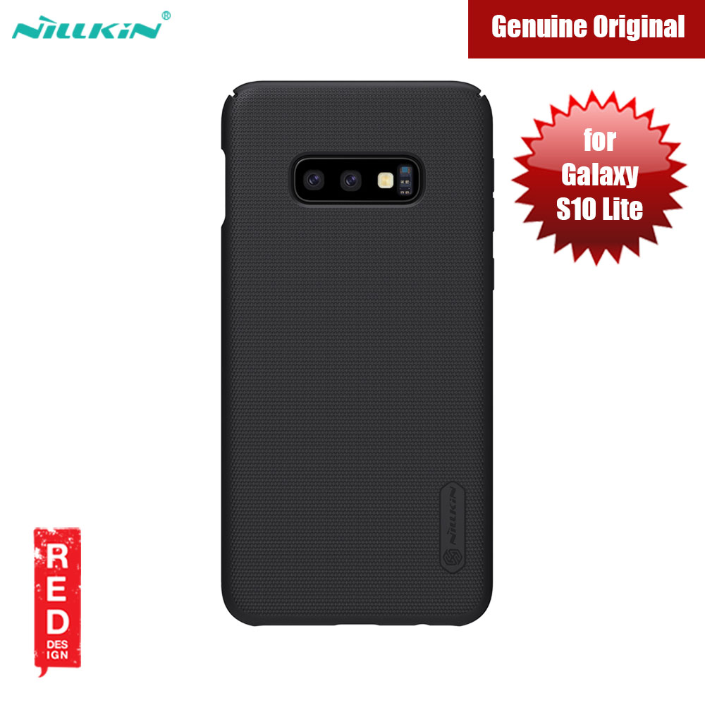 Picture of Nillkin Super Frosted Shield hard cover case for Samsung Galaxy S10 Lite (Black) Samsung Galaxy S10 Lite- Samsung Galaxy S10 Lite Cases, Samsung Galaxy S10 Lite Covers, iPad Cases and a wide selection of Samsung Galaxy S10 Lite Accessories in Malaysia, Sabah, Sarawak and Singapore