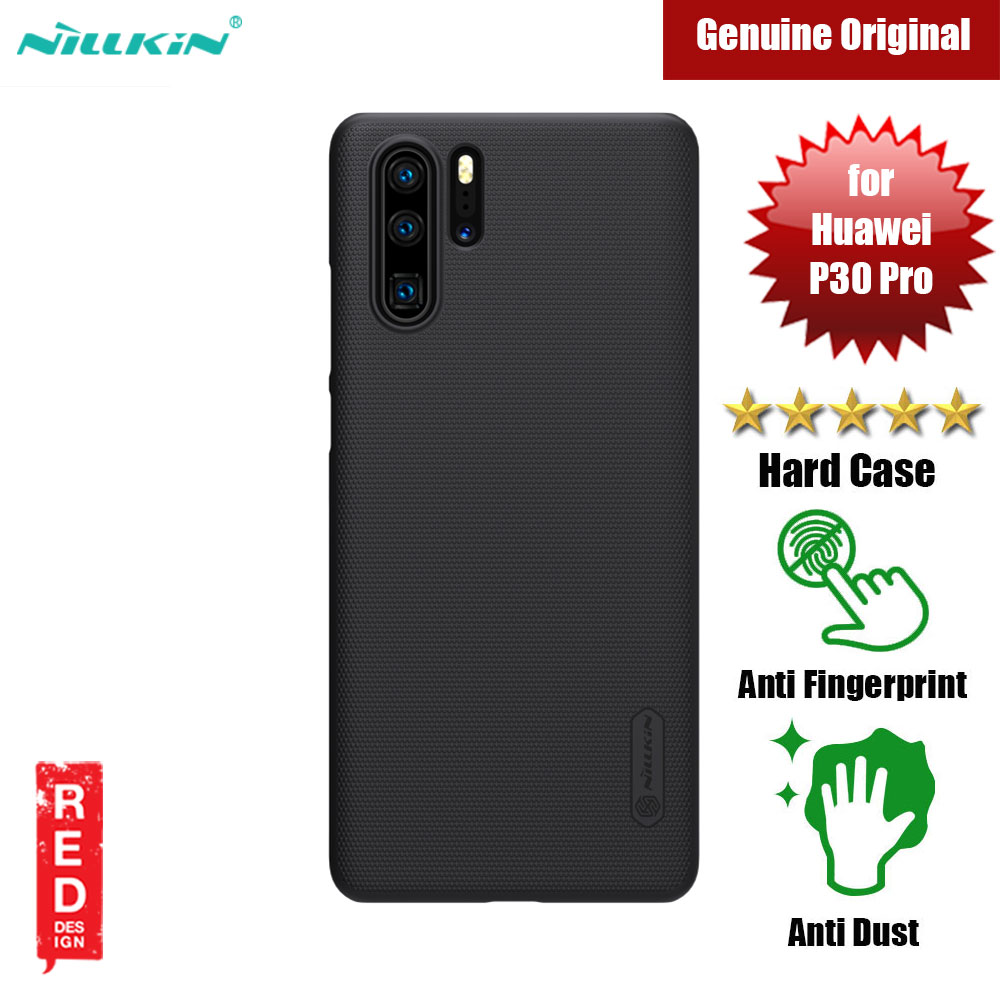 Picture of Nillkin Super Frosted Shield hard cover case for Huawei P30 Pro (Black) Huawei P30 Pro- Huawei P30 Pro Cases, Huawei P30 Pro Covers, iPad Cases and a wide selection of Huawei P30 Pro Accessories in Malaysia, Sabah, Sarawak and Singapore