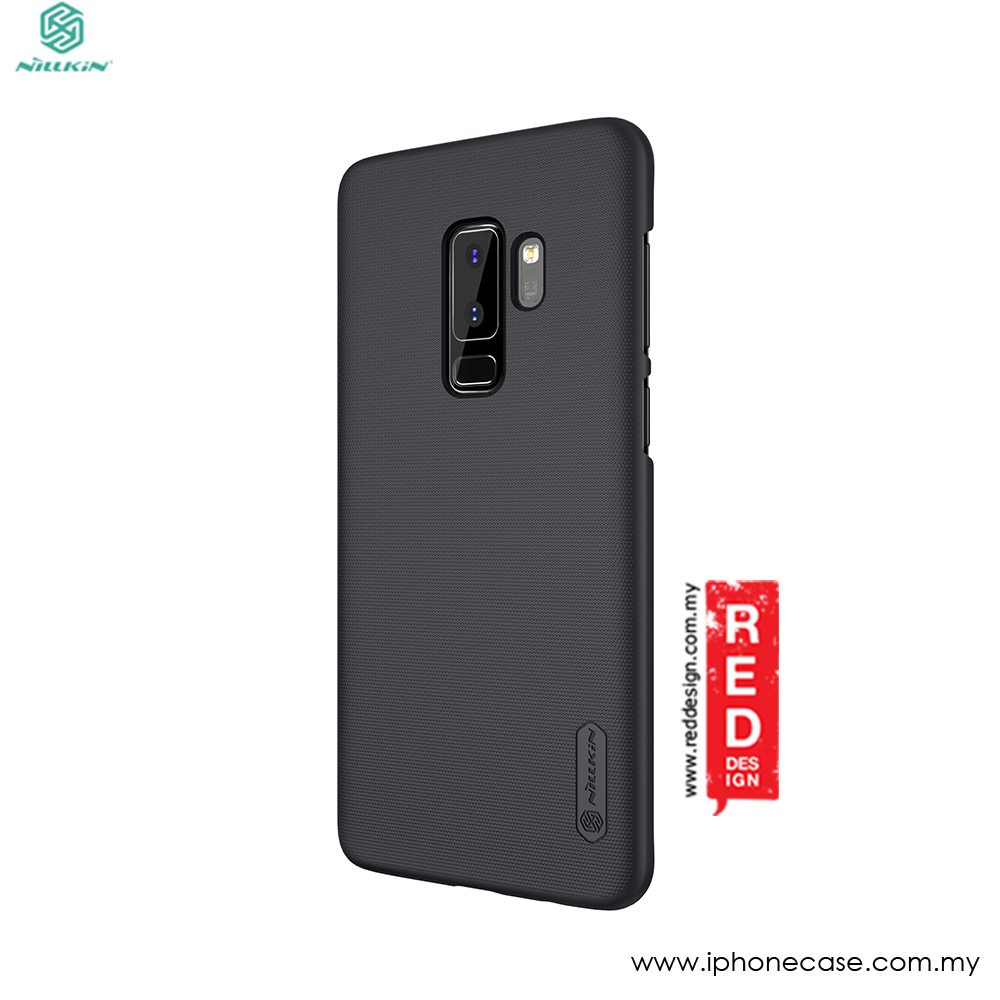 Picture of Nillkin Super Frosted Shield hard cover case for Samsung Galaxy S9 Plus (Black) Samsung Galaxy S9 Plus- Samsung Galaxy S9 Plus Cases, Samsung Galaxy S9 Plus Covers, iPad Cases and a wide selection of Samsung Galaxy S9 Plus Accessories in Malaysia, Sabah, Sarawak and Singapore