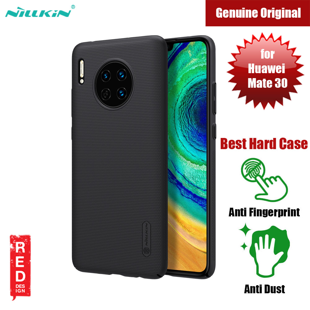 Picture of Nillkin Super Frosted Shield hard cover case for Huawei Mate 30 (Black) Huawei Mate 30- Huawei Mate 30 Cases, Huawei Mate 30 Covers, iPad Cases and a wide selection of Huawei Mate 30 Accessories in Malaysia, Sabah, Sarawak and Singapore