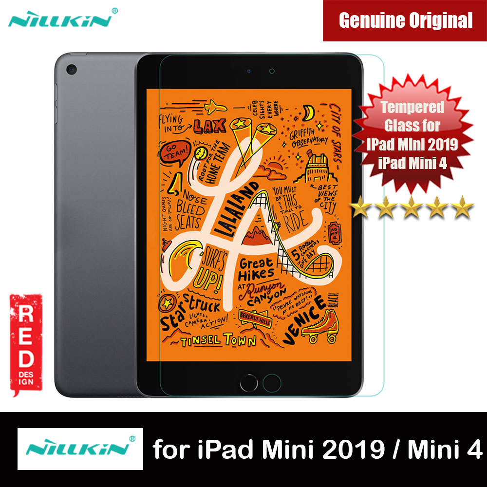 Picture of Nillkin Premium Anti Explosion Tempered Glass for Apple iPad Mini 4 iPad Mini 5 2019 0.33mm Apple iPad Mini 4- Apple iPad Mini 4 Cases, Apple iPad Mini 4 Covers, iPad Cases and a wide selection of Apple iPad Mini 4 Accessories in Malaysia, Sabah, Sarawak and Singapore
