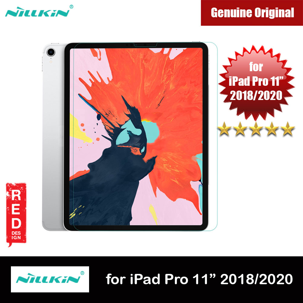 Picture of Nillkin Premium Anti Explosion Tempered Glass for Apple iPad Pro 11 2018 2020 0.33mm with Installation Kit Apple iPad Pro 11.0 2018- Apple iPad Pro 11.0 2018 Cases, Apple iPad Pro 11.0 2018 Covers, iPad Cases and a wide selection of Apple iPad Pro 11.0 2018 Accessories in Malaysia, Sabah, Sarawak and Singapore