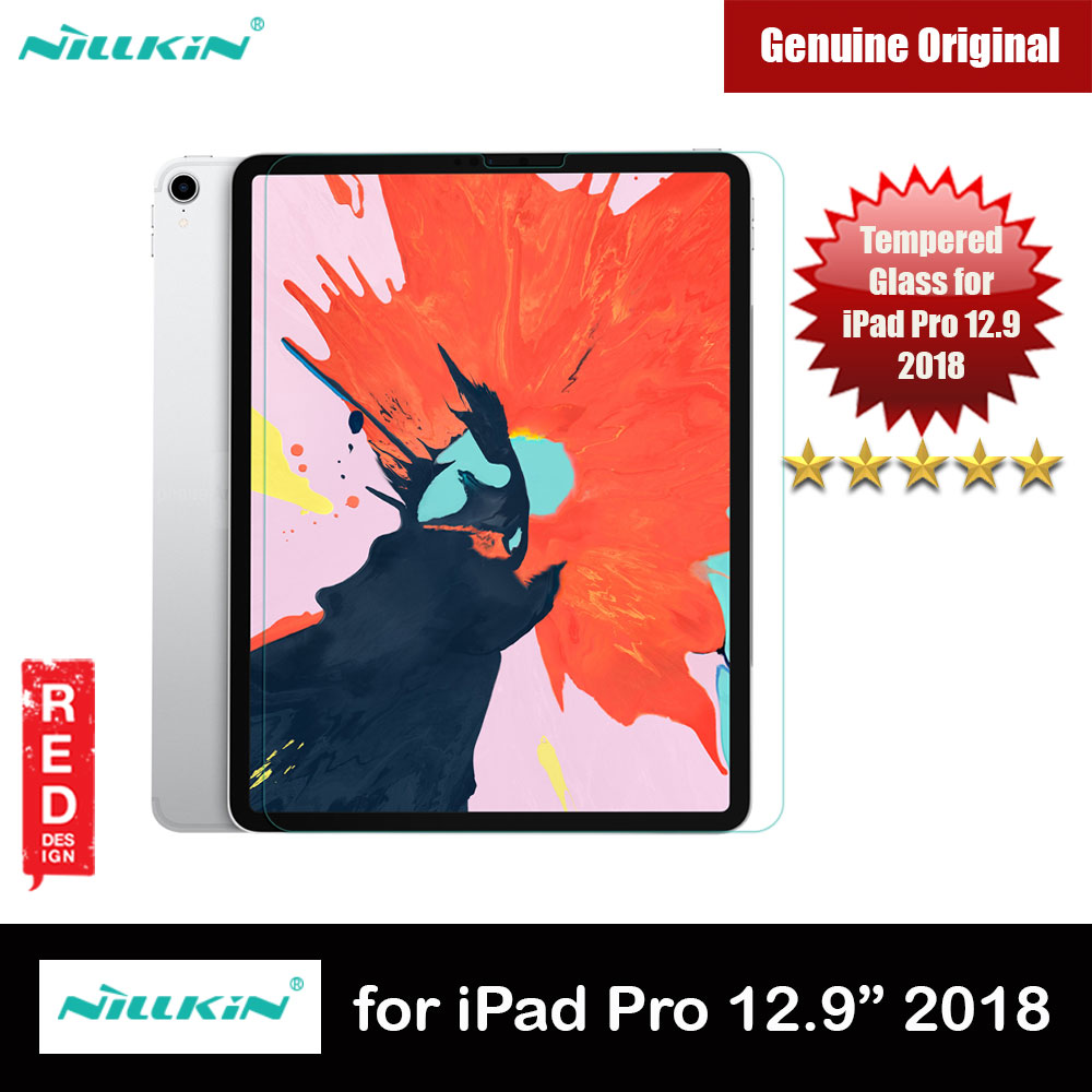 Picture of Nillkin Premium Anti Explosion Tempered Glass for Apple iPad Pro 12.9 2018 2020 0.33mm with Installation Kit Apple iPad Pro 12.9 4nd gen 2020- Apple iPad Pro 12.9 4nd gen 2020 Cases, Apple iPad Pro 12.9 4nd gen 2020 Covers, iPad Cases and a wide selection of Apple iPad Pro 12.9 4nd gen 2020 Accessories in Malaysia, Sabah, Sarawak and Singapore