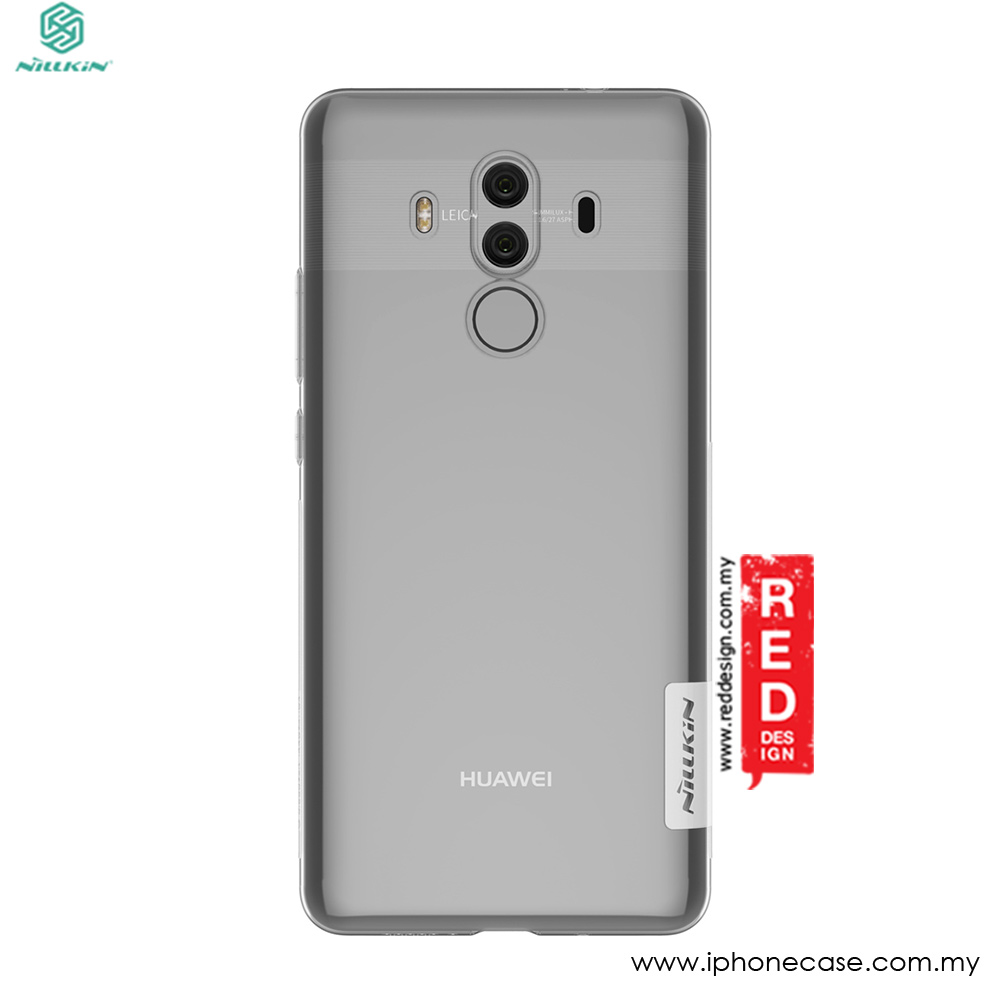 Picture of Huawei Mate 10 Pro Case | Nillkin Nature Slim Soft TPU case for Huawei Mate 10 Pro(Clear)
