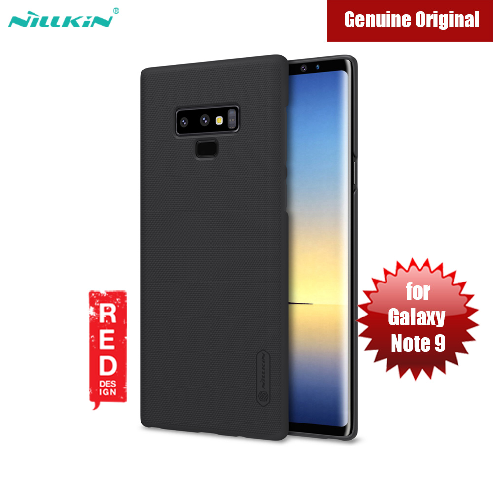 Picture of Nillkin Super Frosted Shield hard cover case for Samsung Galaxy Note 9 (Black) Samsung Galaxy Note 9- Samsung Galaxy Note 9 Cases, Samsung Galaxy Note 9 Covers, iPad Cases and a wide selection of Samsung Galaxy Note 9 Accessories in Malaysia, Sabah, Sarawak and Singapore