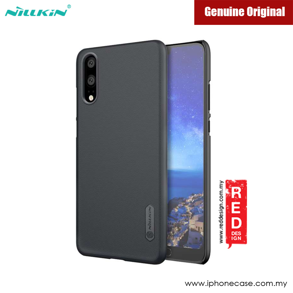 Picture of Nillkin Super Frosted Shield hard cover case for Huawei P20 (Black) Huawei P20- Huawei P20 Cases, Huawei P20 Covers, iPad Cases and a wide selection of Huawei P20 Accessories in Malaysia, Sabah, Sarawak and Singapore