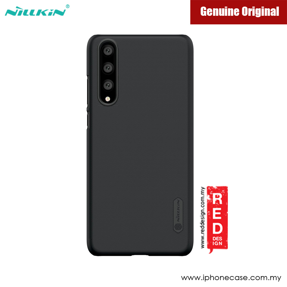 Picture of Nillkin Super Frosted Shield hard cover case for Huawei P20 Pro (Black) Huawei P20 Pro- Huawei P20 Pro Cases, Huawei P20 Pro Covers, iPad Cases and a wide selection of Huawei P20 Pro Accessories in Malaysia, Sabah, Sarawak and Singapore
