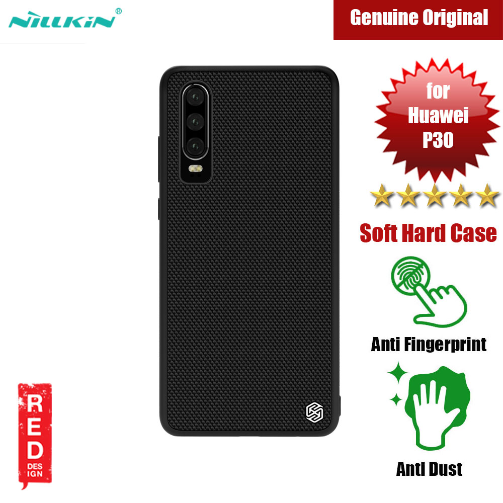 Picture of Nillkin Textured Soft Hard Combination Case for Huawei P30 (Black) Huawei P30- Huawei P30 Cases, Huawei P30 Covers, iPad Cases and a wide selection of Huawei P30 Accessories in Malaysia, Sabah, Sarawak and Singapore