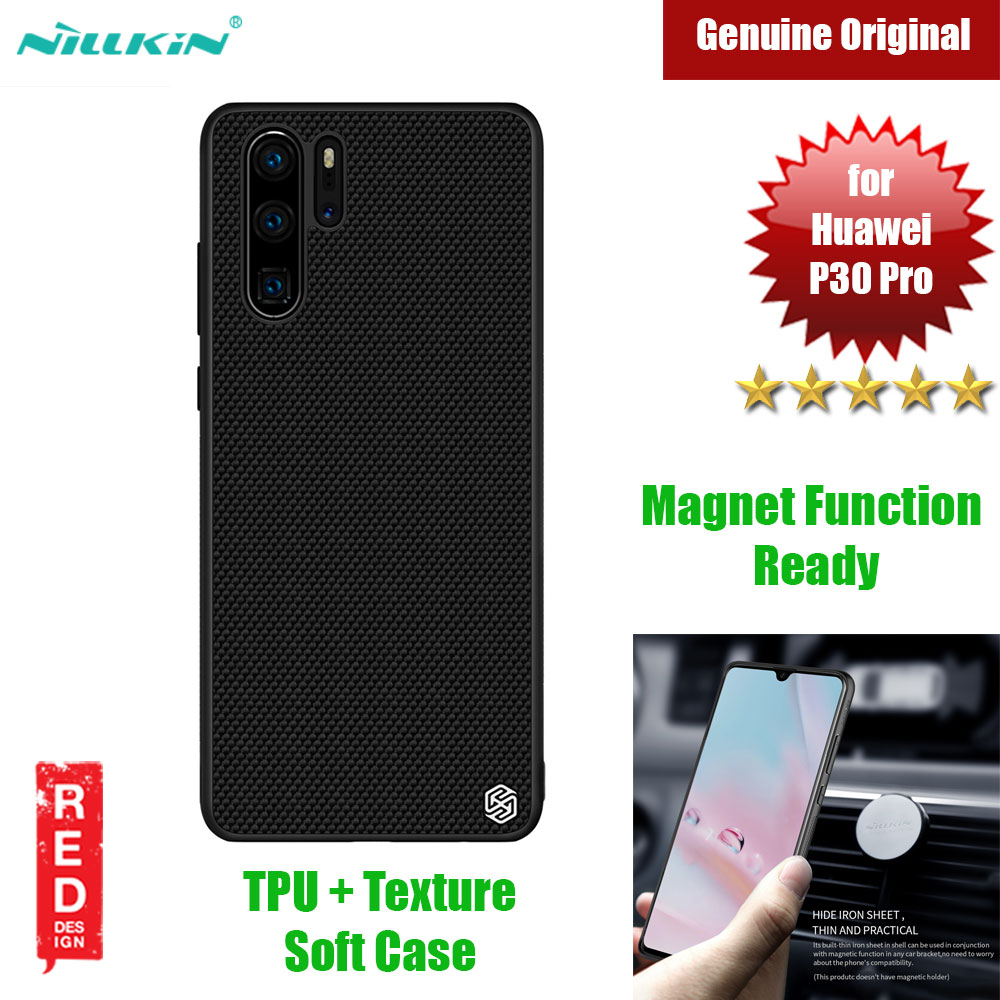 Picture of Nillkin Textured Soft Hard Combination Case for Huawei P30 Pro (Black) Huawei P30 Pro- Huawei P30 Pro Cases, Huawei P30 Pro Covers, iPad Cases and a wide selection of Huawei P30 Pro Accessories in Malaysia, Sabah, Sarawak and Singapore