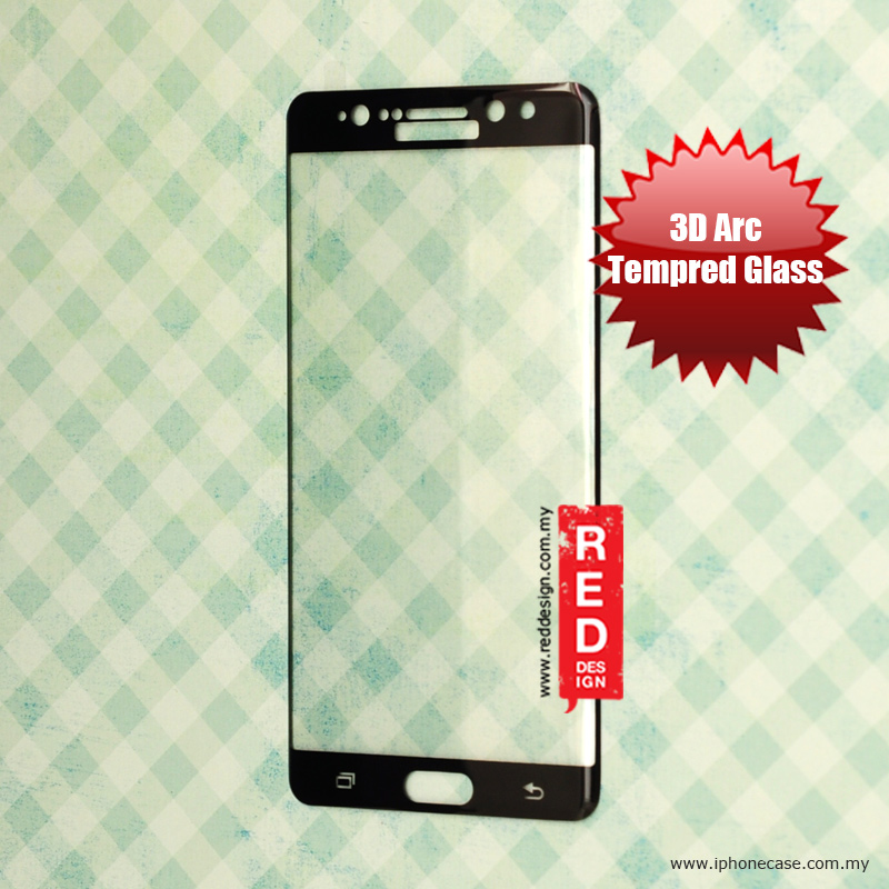 Picture of Factory OEM 3D Arc Full Screen Tempered Glass for Samsung Galaxy Note 7 Note FE 0.3mm - Black Samsung Galaxy Note 7 Note FE- Samsung Galaxy Note 7 Note FE Cases, Samsung Galaxy Note 7 Note FE Covers, iPad Cases and a wide selection of Samsung Galaxy Note 7 Note FE Accessories in Malaysia, Sabah, Sarawak and Singapore