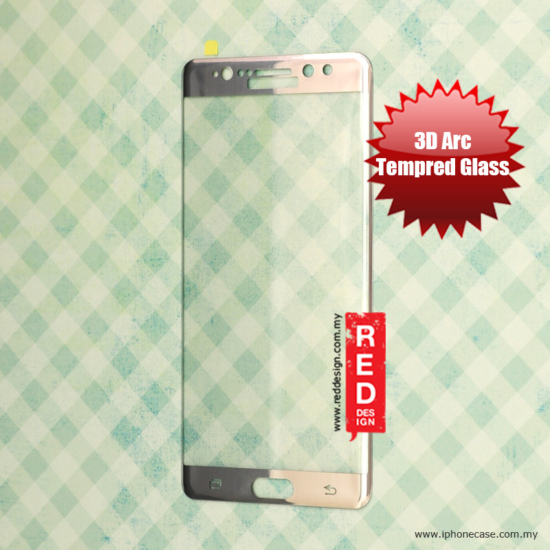Picture of Factory OEM 3D Arc Full Screen Tempered Glass for Samsung Galaxy Note 7 Note FE 0.3mm - Silver Samsung Galaxy Note 7 Note FE- Samsung Galaxy Note 7 Note FE Cases, Samsung Galaxy Note 7 Note FE Covers, iPad Cases and a wide selection of Samsung Galaxy Note 7 Note FE Accessories in Malaysia, Sabah, Sarawak and Singapore