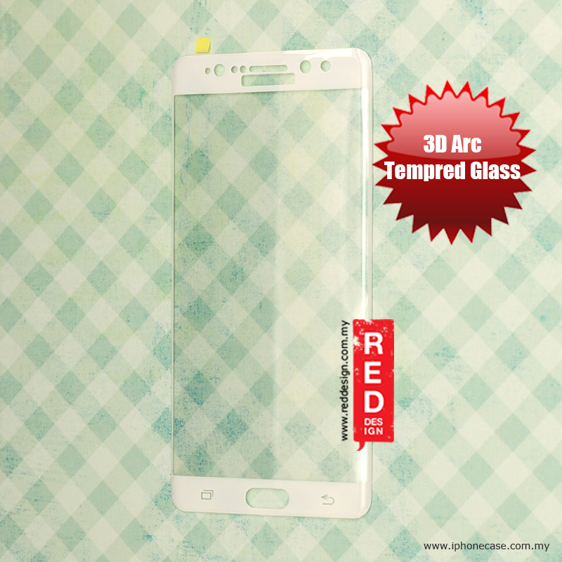 Picture of Factory OEM 3D Arc Full Screen Tempered Glass for Samsung Galaxy Note 7 Note FE 0.3mm - White Samsung Galaxy Note 7 Note FE- Samsung Galaxy Note 7 Note FE Cases, Samsung Galaxy Note 7 Note FE Covers, iPad Cases and a wide selection of Samsung Galaxy Note 7 Note FE Accessories in Malaysia, Sabah, Sarawak and Singapore