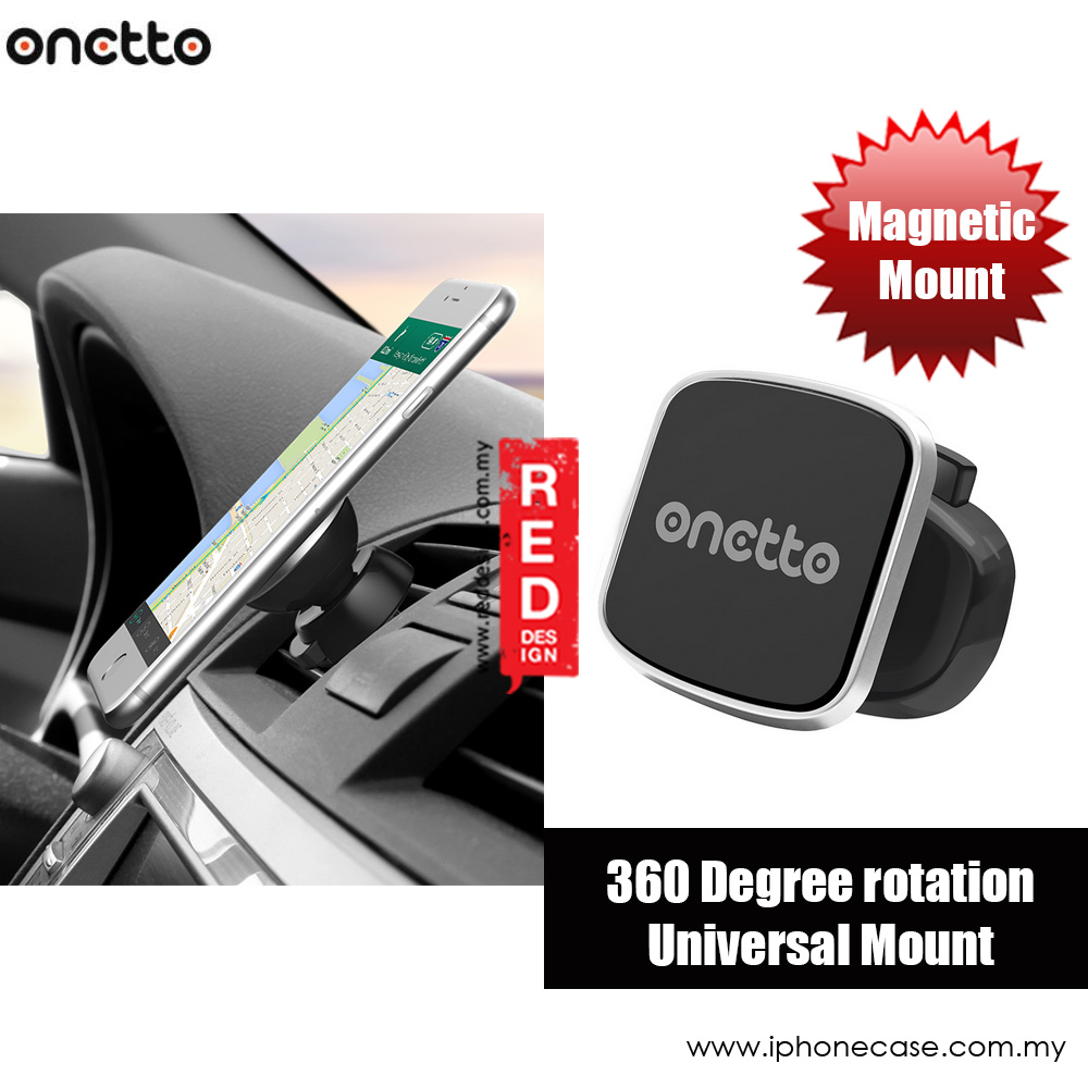 Picture of Onetto Easy Clip Vent Magnet Car Vent Magnetic Mount (Black) Red Design- Red Design Cases, Red Design Covers, iPad Cases and a wide selection of Red Design Accessories in Malaysia, Sabah, Sarawak and Singapore