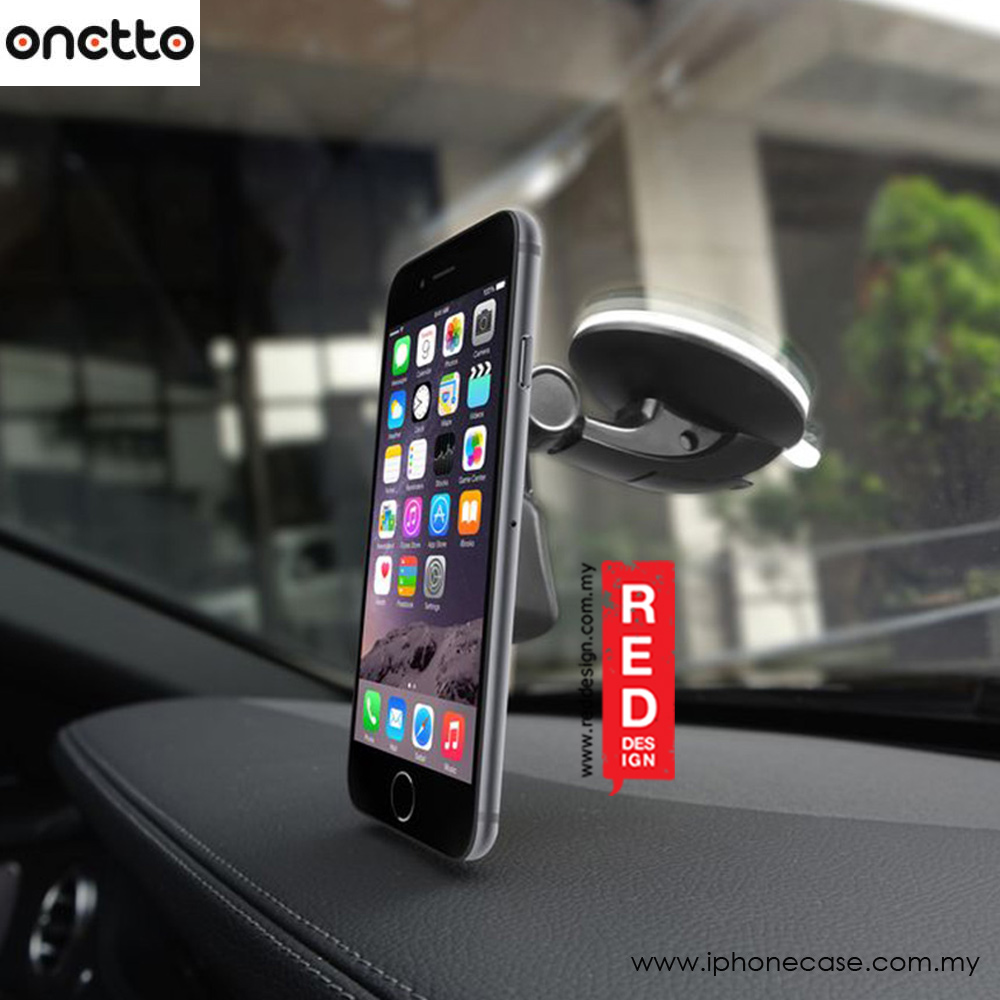 Picture of Onetto Easy Flex Magnet Car Desk Magnetic Mount Car Windscreen Magnetic Mount (Black)