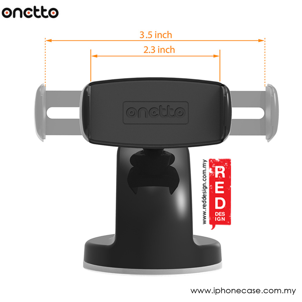 Picture of Onetto Easy View 2 Car Desk Mount Car Windscreen Mount (Black)