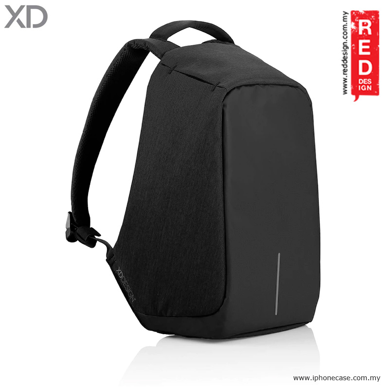 Picture of XD Design Bobby Anti Theft Backpack - Black Malaysia Singapore: Red Design- Red Design Cases, Red Design Covers, iPad Cases and a wide selection of Red Design Accessories in Malaysia, Sabah, Sarawak and Singapore
