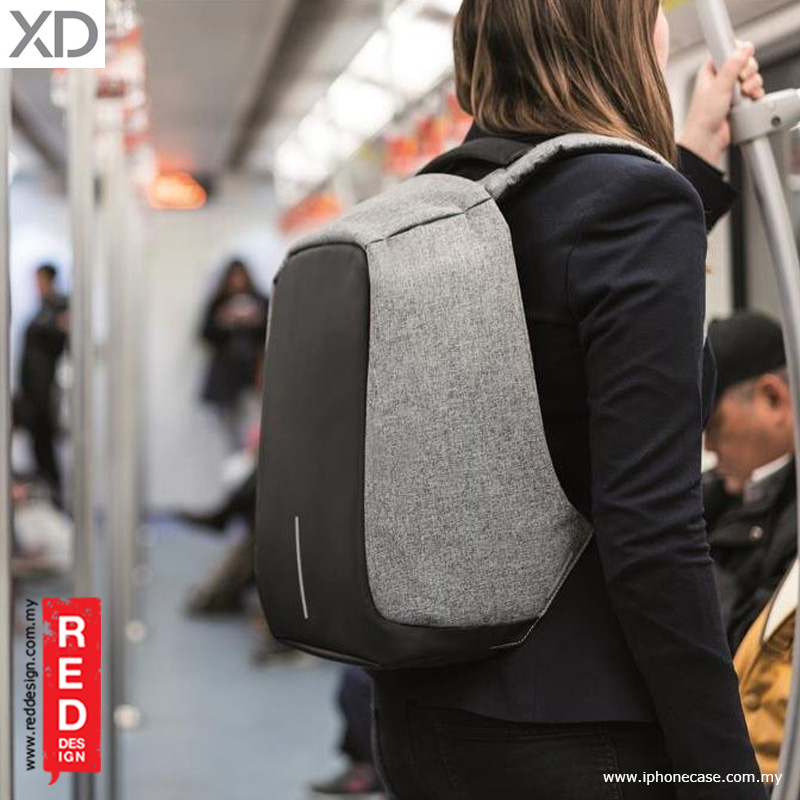 a6d421f3561 Picture of XD Design Bobby Anti Theft Backpack - Grey