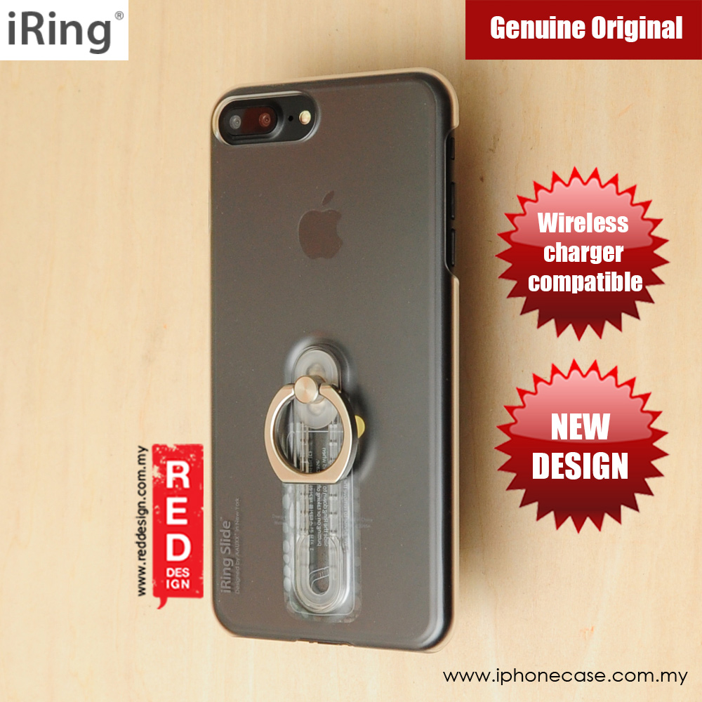 Picture of iRing Slide Built in iRing  for Apple iPhone 7 Plus 8 Plus 5.5 (Clear) Apple iPhone 8 Plus- Apple iPhone 8 Plus Cases, Apple iPhone 8 Plus Covers, iPad Cases and a wide selection of Apple iPhone 8 Plus Accessories in Malaysia, Sabah, Sarawak and Singapore