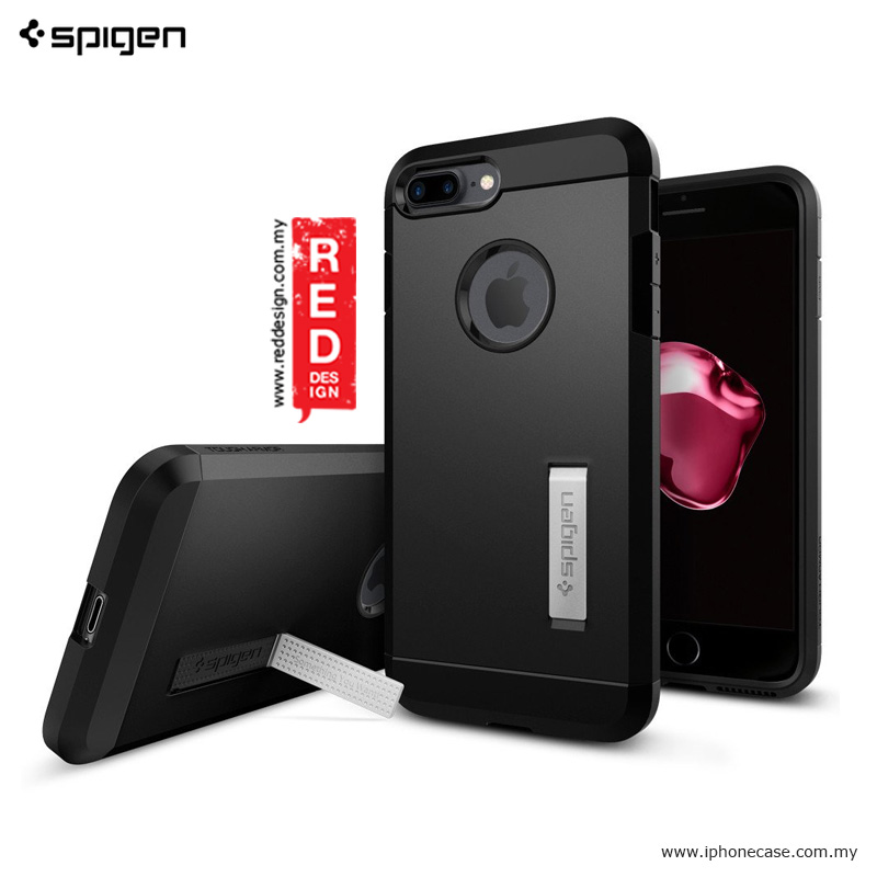 Picture of Spigen Tough Armor Drop Protection Case for Apple iPhone 7 Plus 5.5 - Black Malaysia Singapore: Apple iPhone 7 Plus 5.5- Apple iPhone 7 Plus 5.5 Cases, Apple iPhone 7 Plus 5.5 Covers, iPad Cases and a wide selection of Apple iPhone 7 Plus 5.5 Accessories in Malaysia, Sabah, Sarawak and Singapore