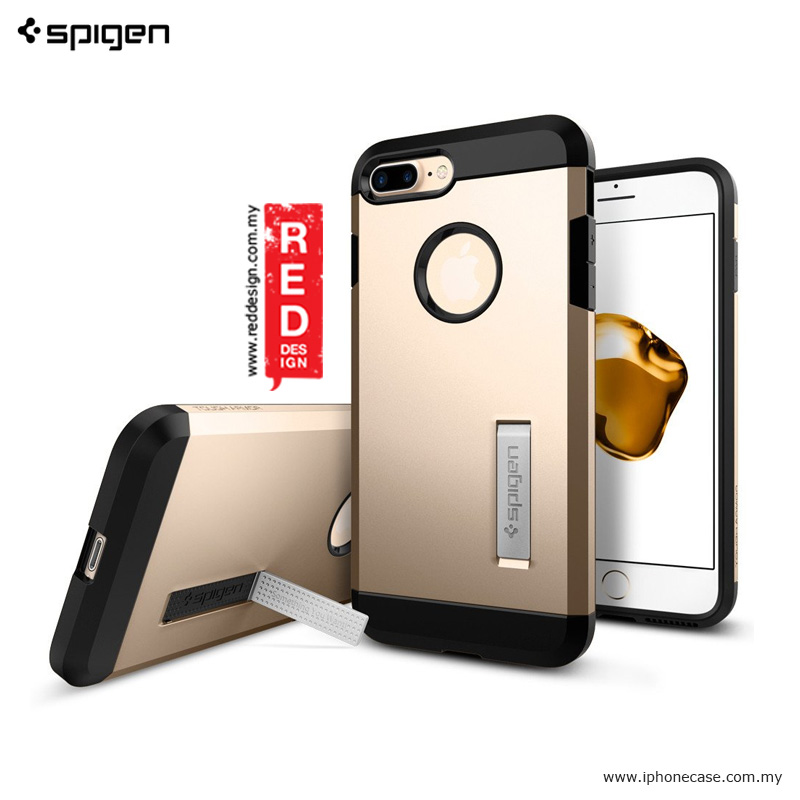 Picture of Spigen Tough Armor Drop Protection Case for Apple iPhone 7 Plus 5.5 - Champagne Gold Malaysia Singapore: Apple iPhone 7 Plus 5.5- Apple iPhone 7 Plus 5.5 Cases, Apple iPhone 7 Plus 5.5 Covers, iPad Cases and a wide selection of Apple iPhone 7 Plus 5.5 Accessories in Malaysia, Sabah, Sarawak and Singapore