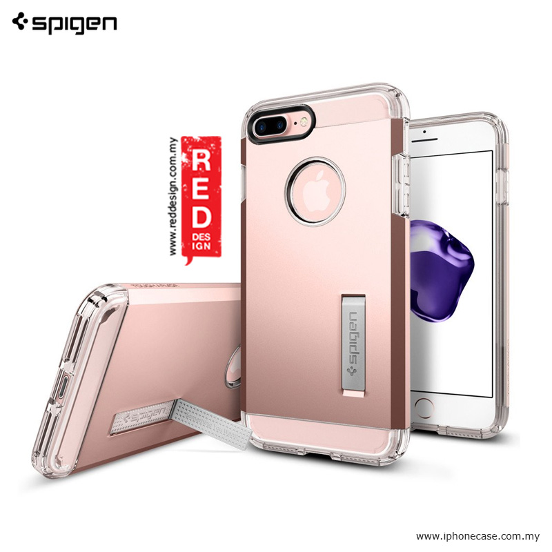 Picture of Spigen Tough Armor Drop Protection Case for Apple iPhone 7 Plus 5.5 - Rose Gold Malaysia Singapore: Apple iPhone 7 Plus 5.5- Apple iPhone 7 Plus 5.5 Cases, Apple iPhone 7 Plus 5.5 Covers, iPad Cases and a wide selection of Apple iPhone 7 Plus 5.5 Accessories in Malaysia, Sabah, Sarawak and Singapore
