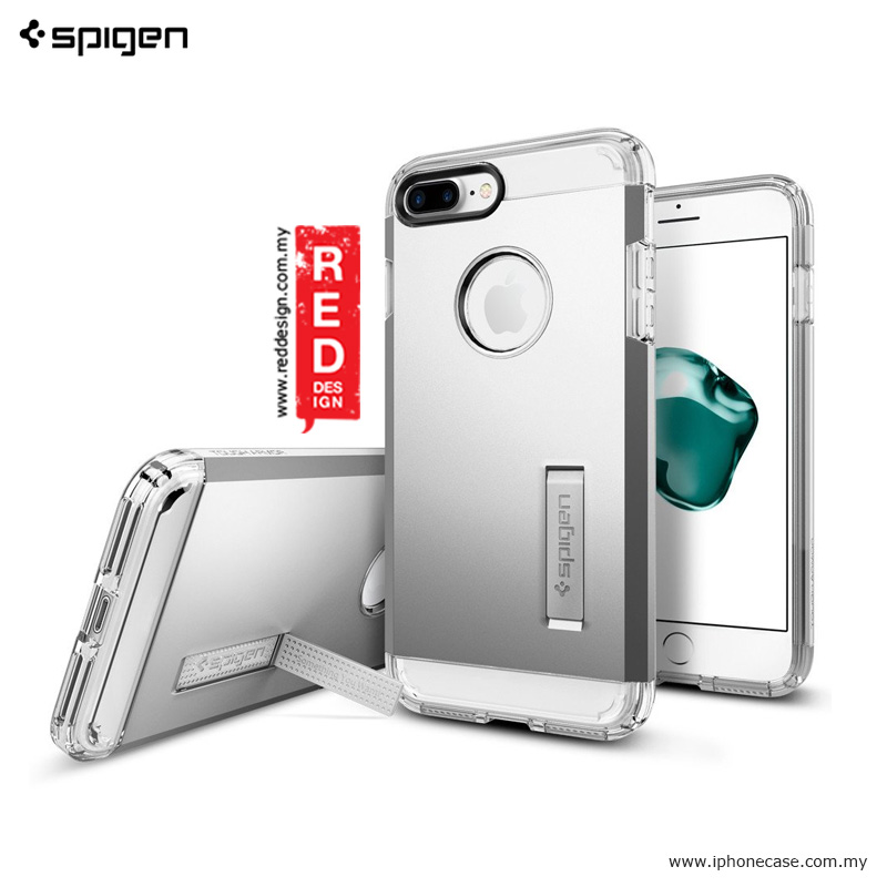 Picture of Spigen Tough Armor Drop Protection Case for Apple iPhone 7 Plus 5.5 - Satin Silver Malaysia Singapore: Apple iPhone 7 Plus 5.5- Apple iPhone 7 Plus 5.5 Cases, Apple iPhone 7 Plus 5.5 Covers, iPad Cases and a wide selection of Apple iPhone 7 Plus 5.5 Accessories in Malaysia, Sabah, Sarawak and Singapore